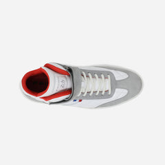 SAINT HONORÉ HI-TOPS - 24H LE MANS - WHITE-GREY-BLUE-RED