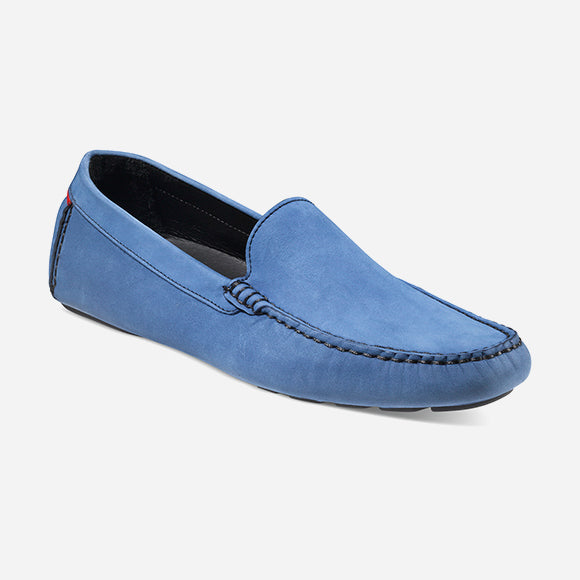 Blue Driving Shoes