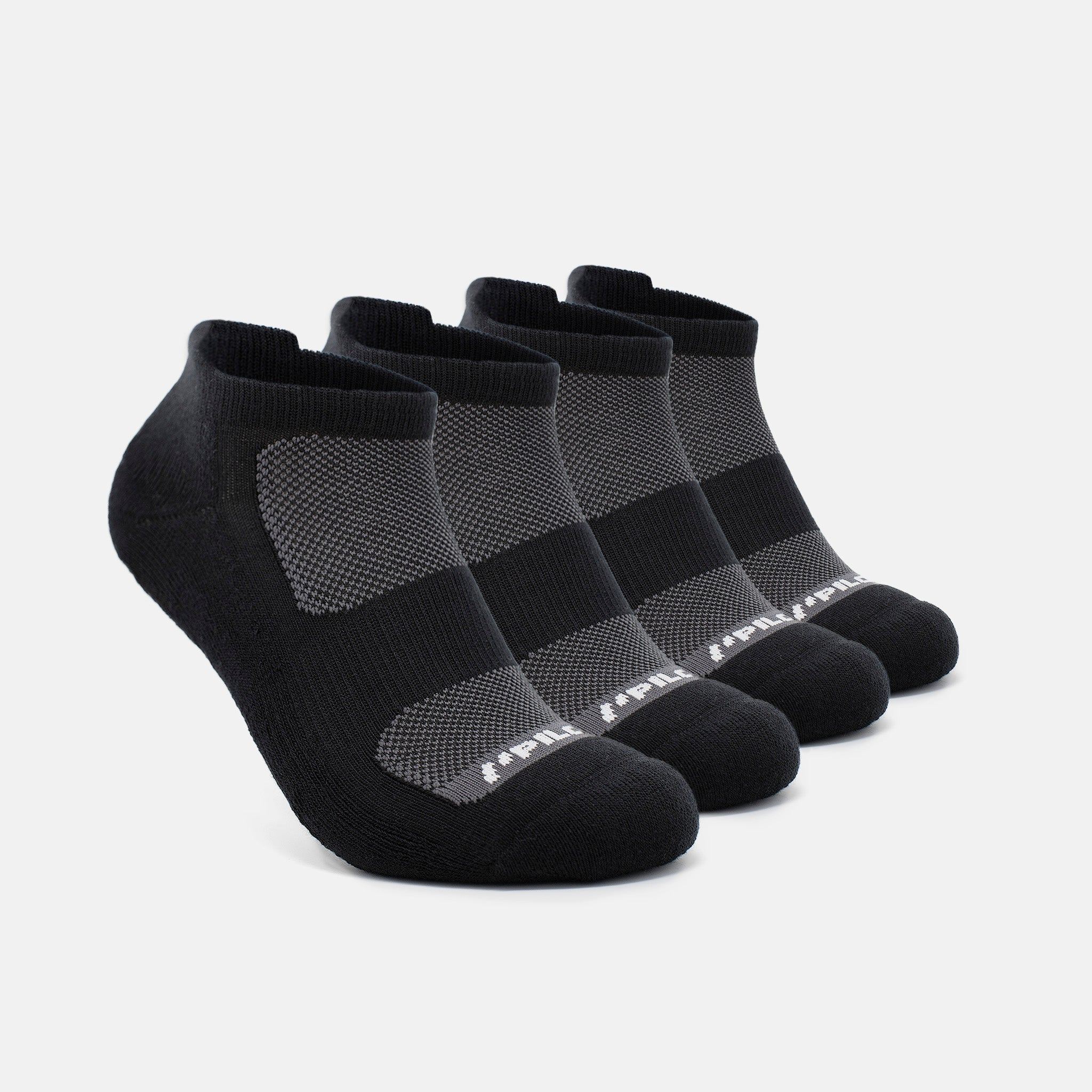 Women's Socks 4 Pack - Black