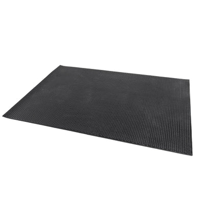 "SFE  RUBBER MAT 72X48X3/8"" ( 4 ft by 6 ft )"