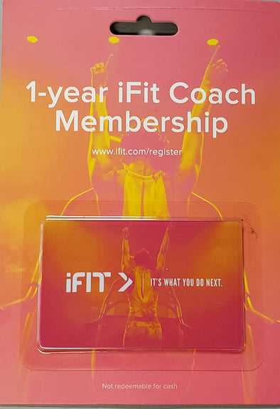 1 Year iFit Coach Membership