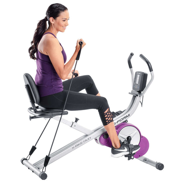Proform X Bike Duo Upright and Recumbent  Exercise Bike