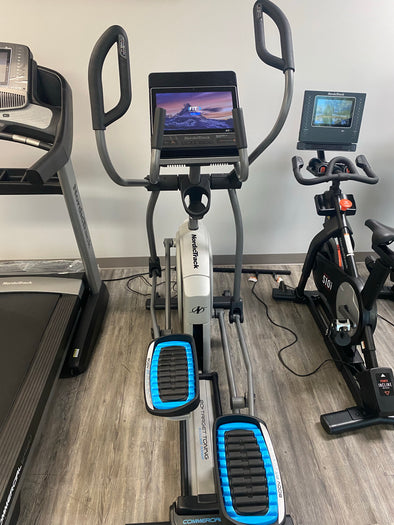 "2021 Nordictrack  Commecial 14.9 Elliptical w/ 14"" Screen"