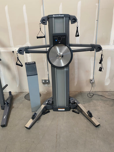 Nordictrack Fusion CST home Gym w/ Tablet