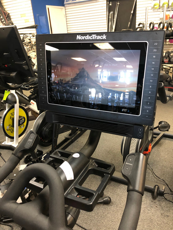 2020 Nordictrack Commercial S15i Studio Cycle