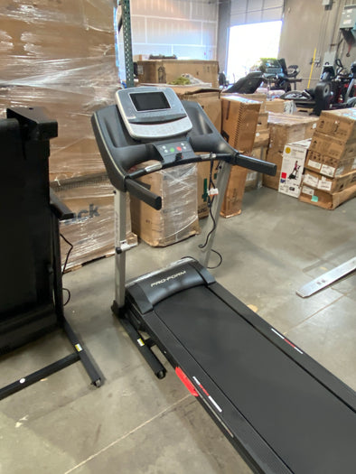 Proform City T7 Treadmill with iFit Technology, Power Incline and Dual-Grip Heart Rate Monitor