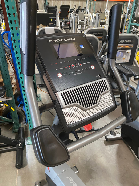 Proform 8.0ex Upright Exercise Bike