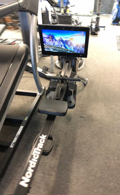 "2020 Nordictrack RW900 Indoor Rower W/ 22"" Touchscreen"