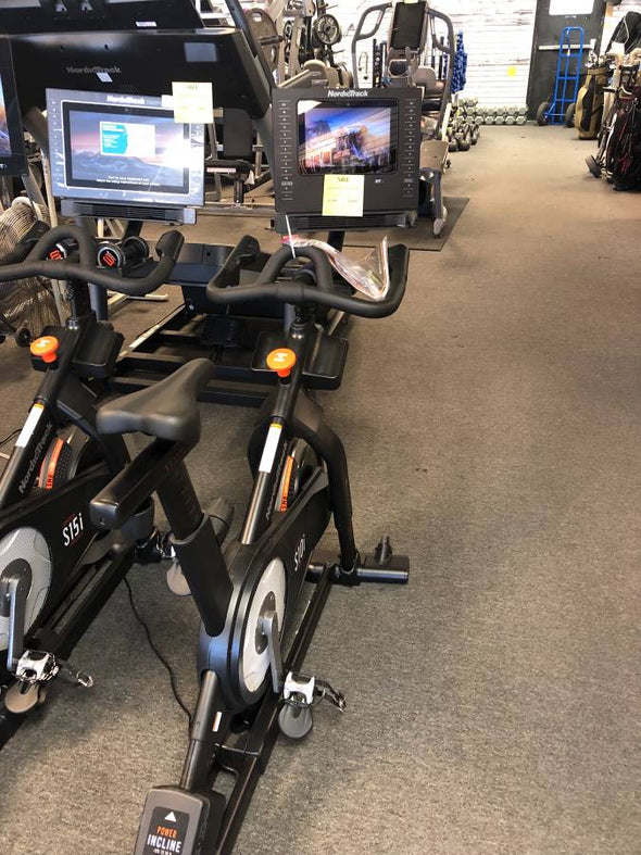 Nordictrack S10i Studio Cycle Exercise Bike w/ 1 YEAR FREE IFIT