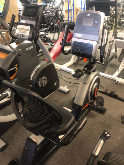 2020 Nordictrack Commercial VR21 Recumbent Bike