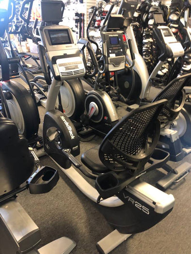 2020 Nordictrack Commercial VR25 Elite Step Through Recumbent Bike
