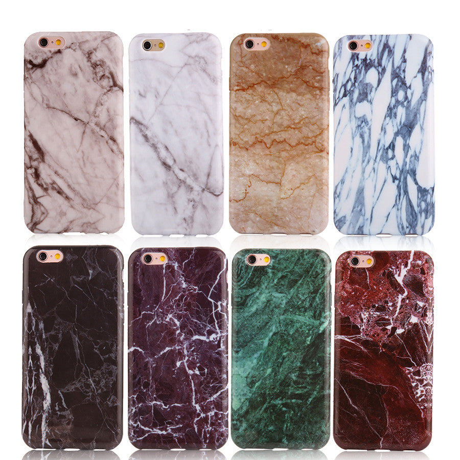 Marble Phone Cases For IPhone 8 Plus