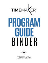 Load image into Gallery viewer, TIMEMAKER® Program