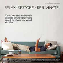 Load image into Gallery viewer, YOUMAXA® Relaxation Formula (Physical and Mental Relaxation Support Supplement)