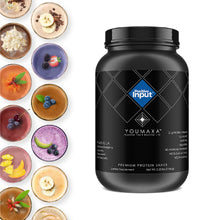 Load image into Gallery viewer, POSITIVE INPUT® Premium Plant-Based Protein Powder 30% Off + Free Shaker