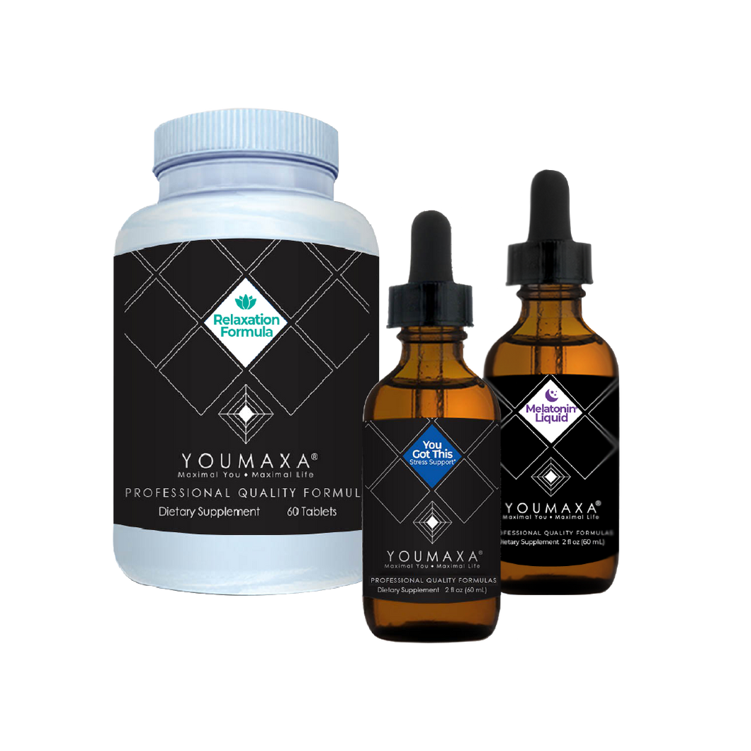YOUMAXA® Better Sleep Support Bundle