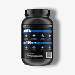 POSITIVE INPUT® Premium Plant-Based Protein Powder | Team Pack of 5