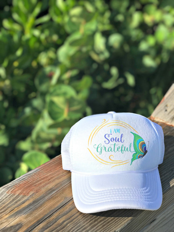 I Am Soul Grateful Foam Trucker Hat