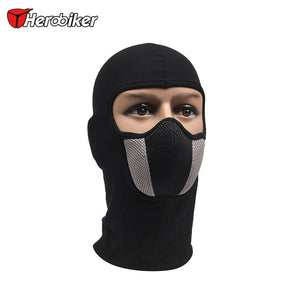 Men's Motorcycle Face Mask