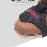 Riding Shoe Gear Shift Pad