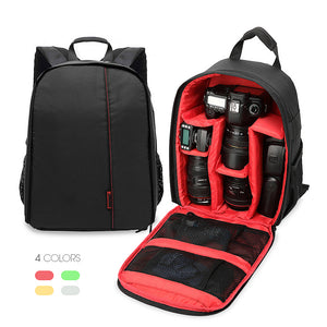 Mobile Camera Backpack