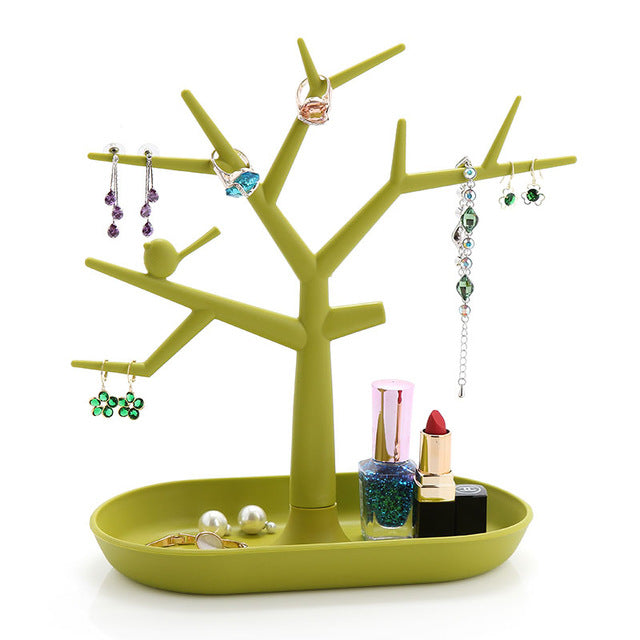 Japanese Jewelry Tree Stand