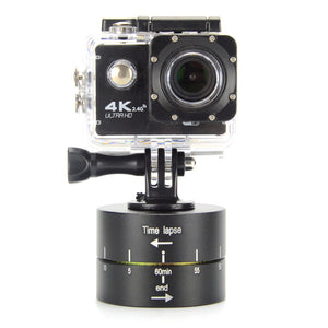 360° Auto Rotate Time Lapse Photography Device