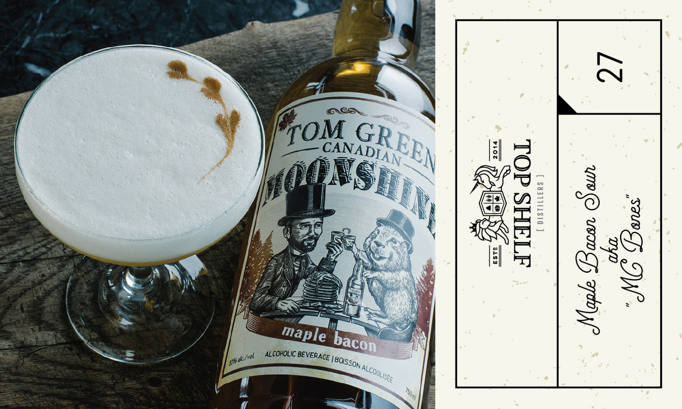 Canadian Moonshine Sour Recipe