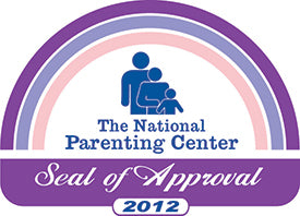 2012 National Parenting Center Seal of Approval