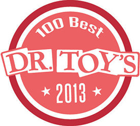 2013 100 Best Dr. Toy's award