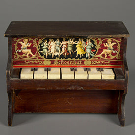 Schoenhut piano artifact of the month