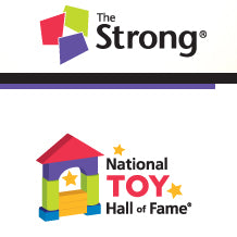 Toy hall of fame logo