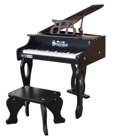 Schoenhut Table Top Piano 25-Key 2 Tone Purple