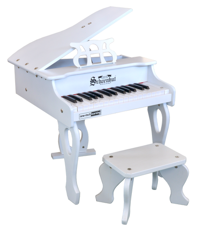 Schoenhut  25 Key Digital Table Top Piano White