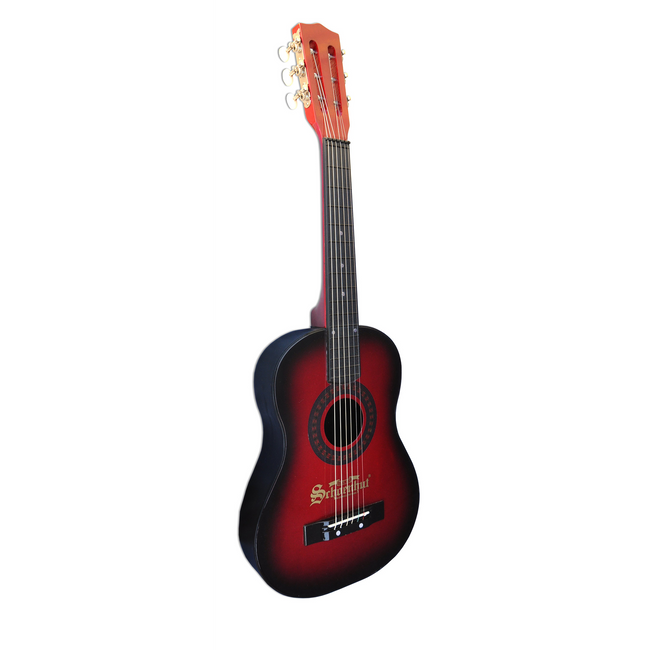 Schoenhut Acoustic Guitar Red/Black