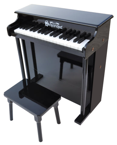 Schoenhut Day Care Durable Piano 37-Key Mahogany