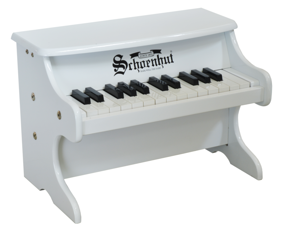 Schoenhut My First Piano II 25-Key White