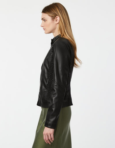 Vegan Scuba Jacket