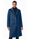 Classic Unlined Soft Wool Coat