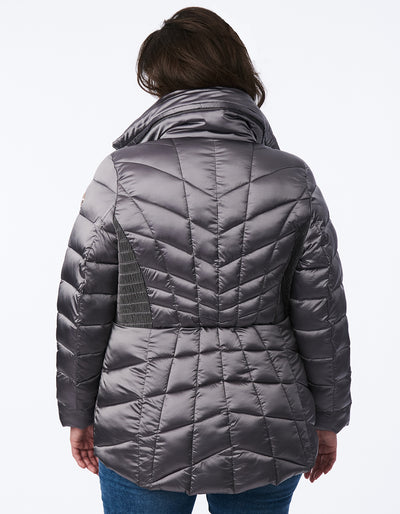 Ecoplume™ Lust Packable Icon Jacket - Extended Sizes
