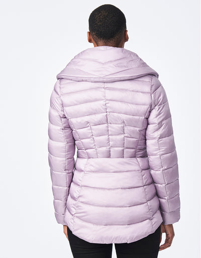 EcoPlume™ Lust Packable Jacket with Inner Removable Bib