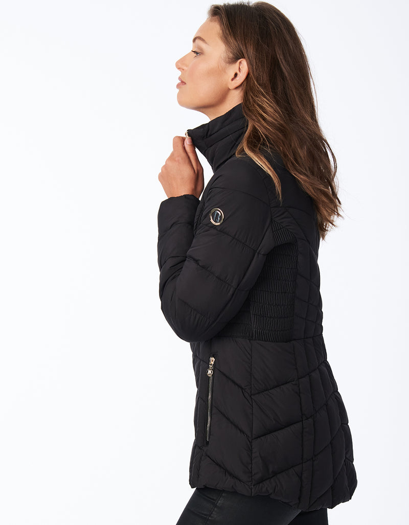 Ecoplume™ Microtouch Packable Icon Jacket
