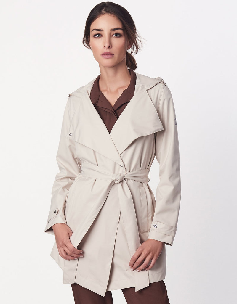 Fashion Hooded Trench - Bernardo