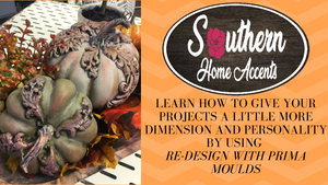 Re-Design with Prima Mould Class 10/21/19