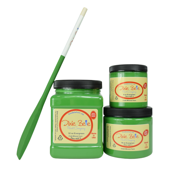 Evergreen Chalk Mineral Paint