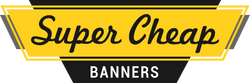 Super Cheap Banners