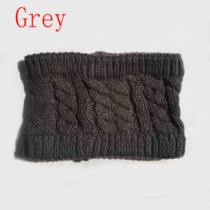 Cable Knit Headband- FREE SHIPPING!