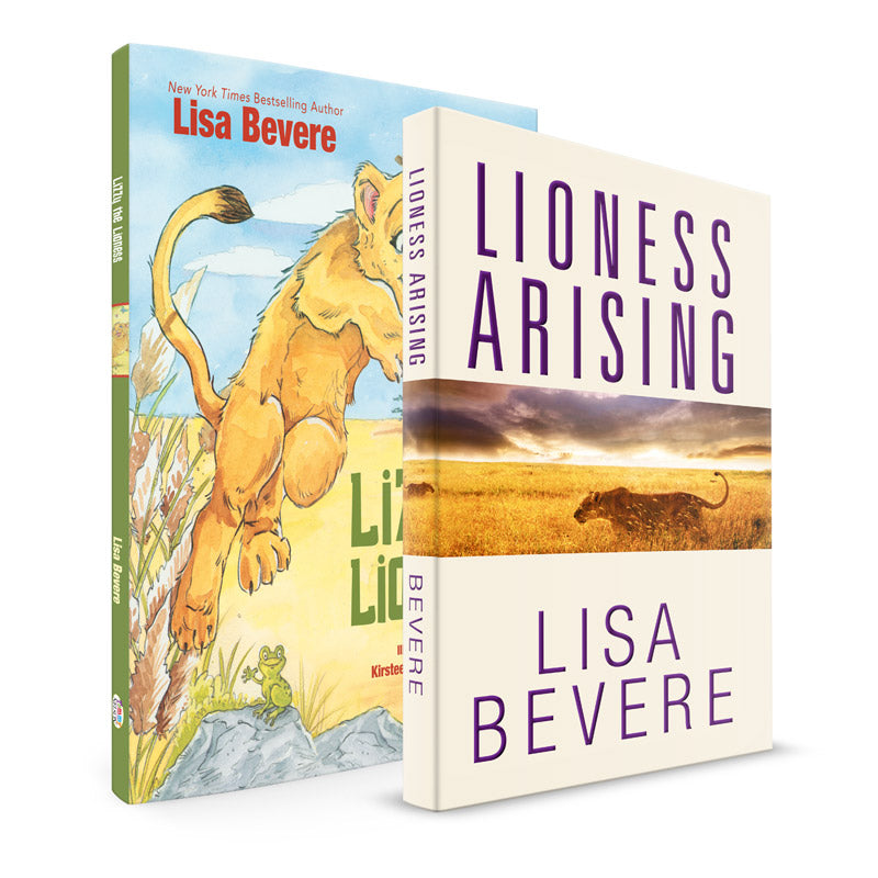 Lioness Arising + Lizzy the Lioness