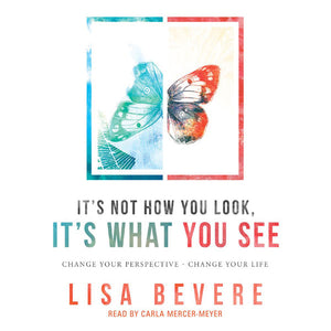 It's Not How You Look, It's What You See Audiobook CD