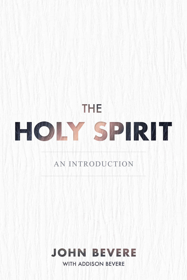The Holy Spirit: An Introduction Book